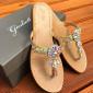 Italy crystal slipper